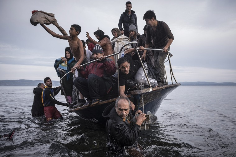 Image: First Prize Stories General News - 2016 World Press Photo