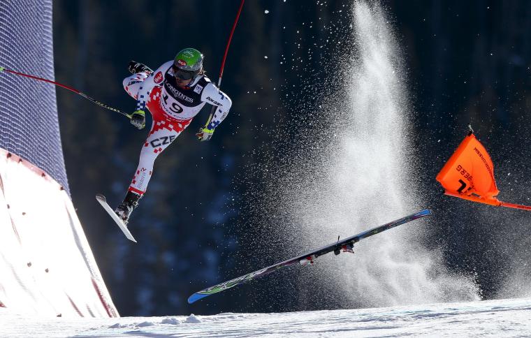 Image: Sports, 1st prize singles (Christian Walgram - FIS World Championships)