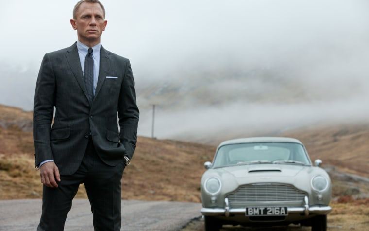 James Bond's Favorite Car Goes Electric