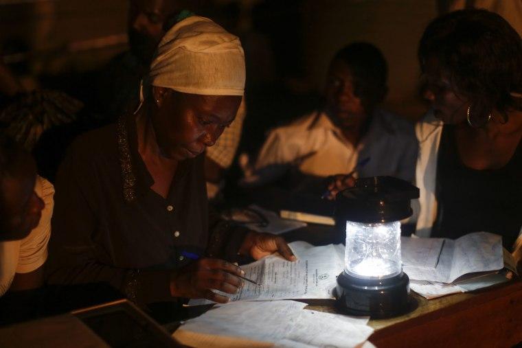 Image: Uganda elections