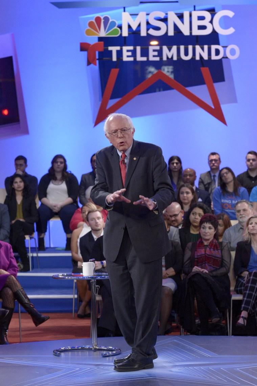 Image: Vermont Sen. Bernie Sanders
