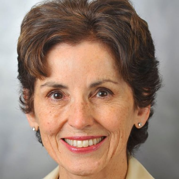 Dr. France A. Córdova, director of the National Science Foundation