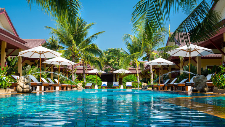 family vacations with baby or toddler: all inclusive family resorts