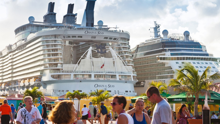 family vacations with baby or toddler: family friendly cruises