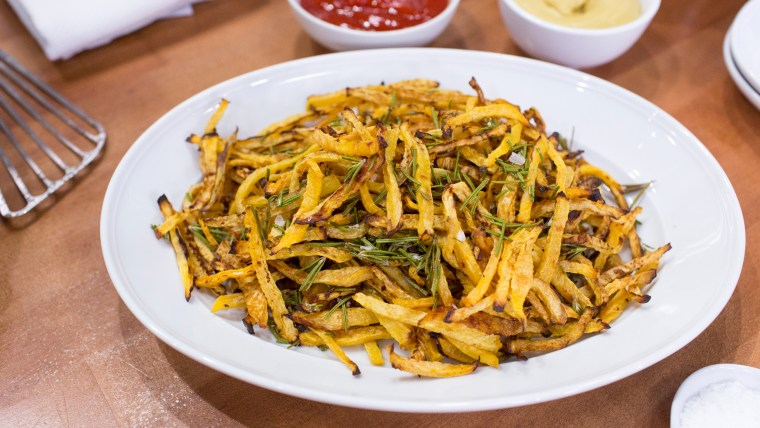 Siri Daly's Rutabaga Fries