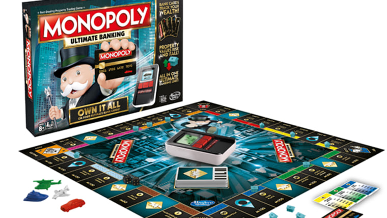 Monopoly without money? Parents respond to cashless version
