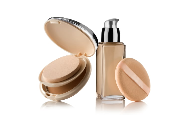 foundation cosmetics