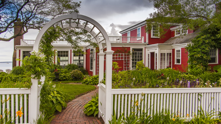 family vacations with baby or toddler: inns and bed and breakfasts