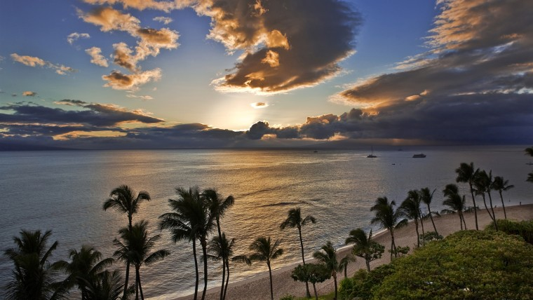 family vacations with baby or toddler: hawaii