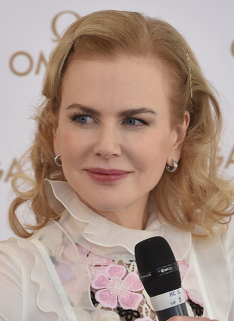 OMEGA 'Her Time' Q&A With Nicole Kidman