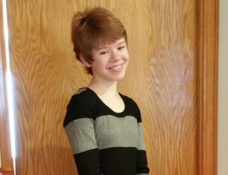 Image: Kalamazoo shooting victim Abigail Kopf, 14