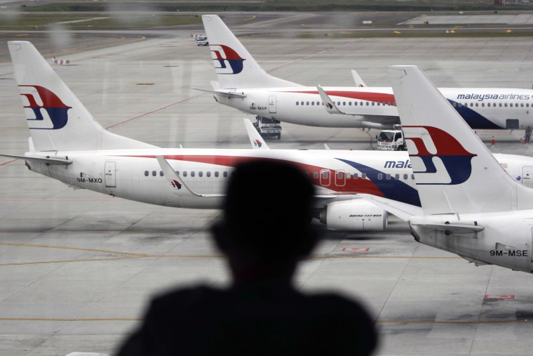 Image:Malaysia Airlines is being restructured under new ownership.