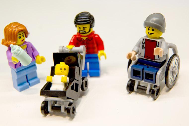 Image: GERMANY-TOYS-LEGO