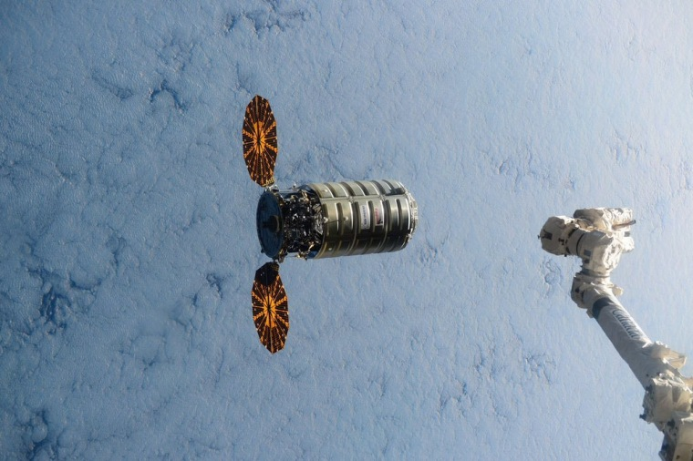 Image: Year in Space 04-Spacecraft