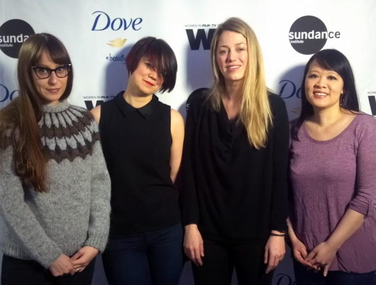 """Gamechanger Films' """"Land Ho!"""" at the Sundance Women's Luncheon"""