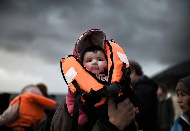 Image: GREECE-EU-MIGRANTS