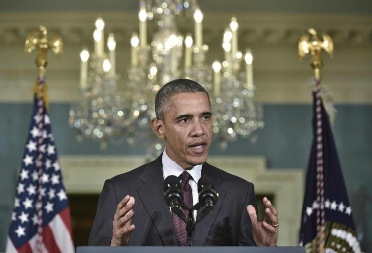 Image: US-SECURITY-OBAMA