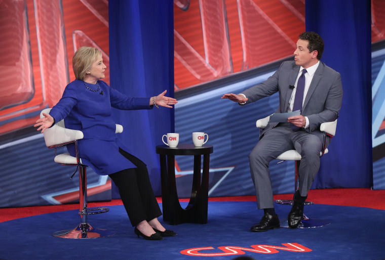 CNN Hosts Town Hall With Democratic Presidential Candidates In South Carolina