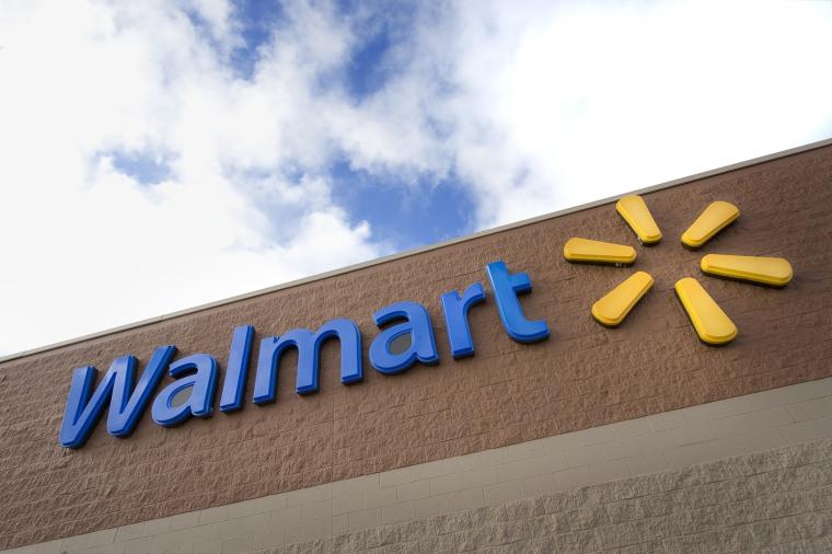 Photo: Wal-Mart Stores