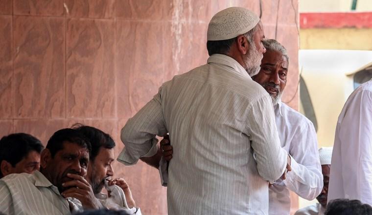 Image: Man allegedly kills 14 family members in Mumbai suburb