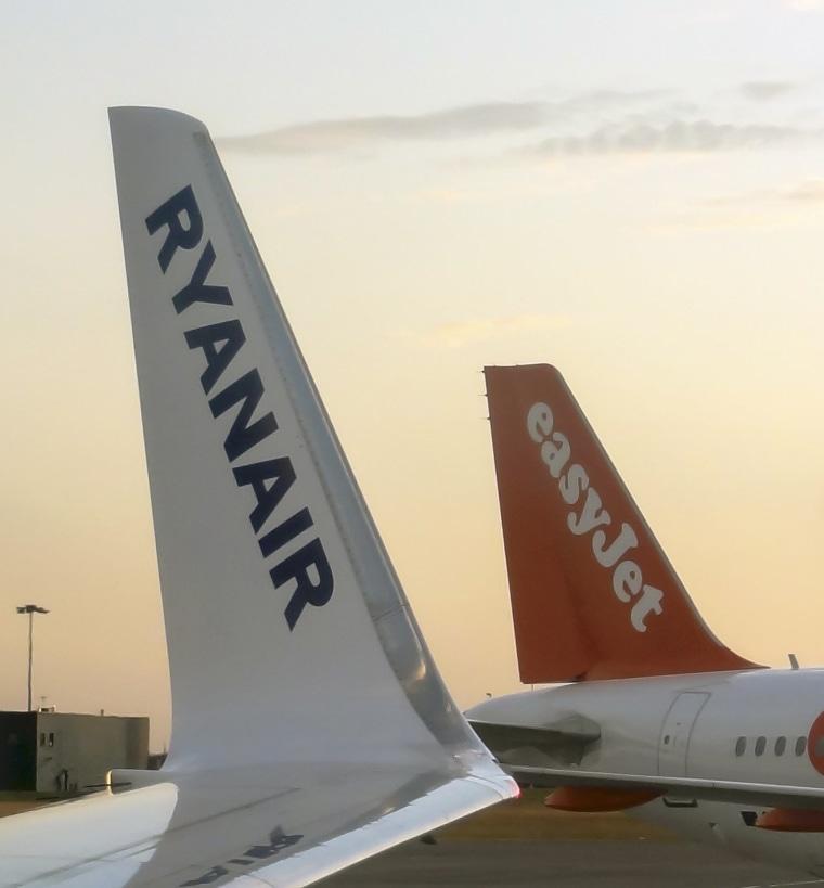 Image: BRITAIN-IRELAND-TRANSPORT-TOURISM-AVIATION-RESULTS-FILES