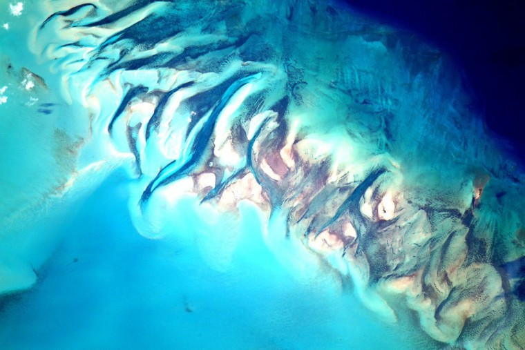 Month in Space: Astronaut's Earth Art and More