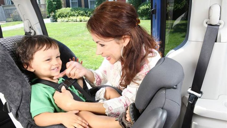 Flying Family Dilemma Lug The Car Seat Or Pay Up At Rental Counter