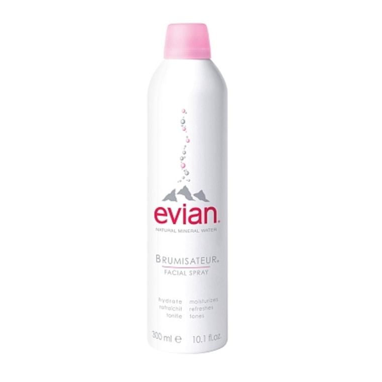 Evian Spray Natural Mineral Water Facial Spray