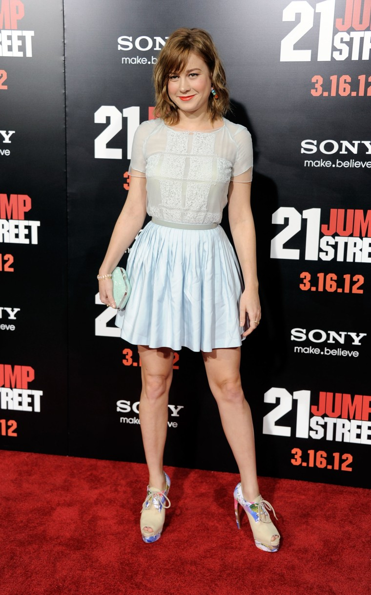 """Premiere Of Columbia Pictures' \""""21 Jump Street\"""" - Arrivals"""