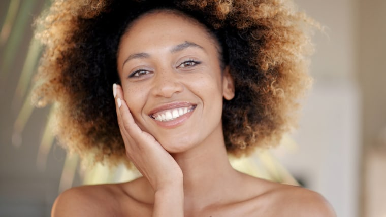 Skin care products for spring