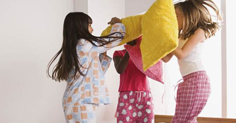 best slumber party and sleepover games