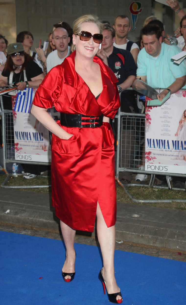 Mamma Mia! The Movie: World Premiere - Arrivals
