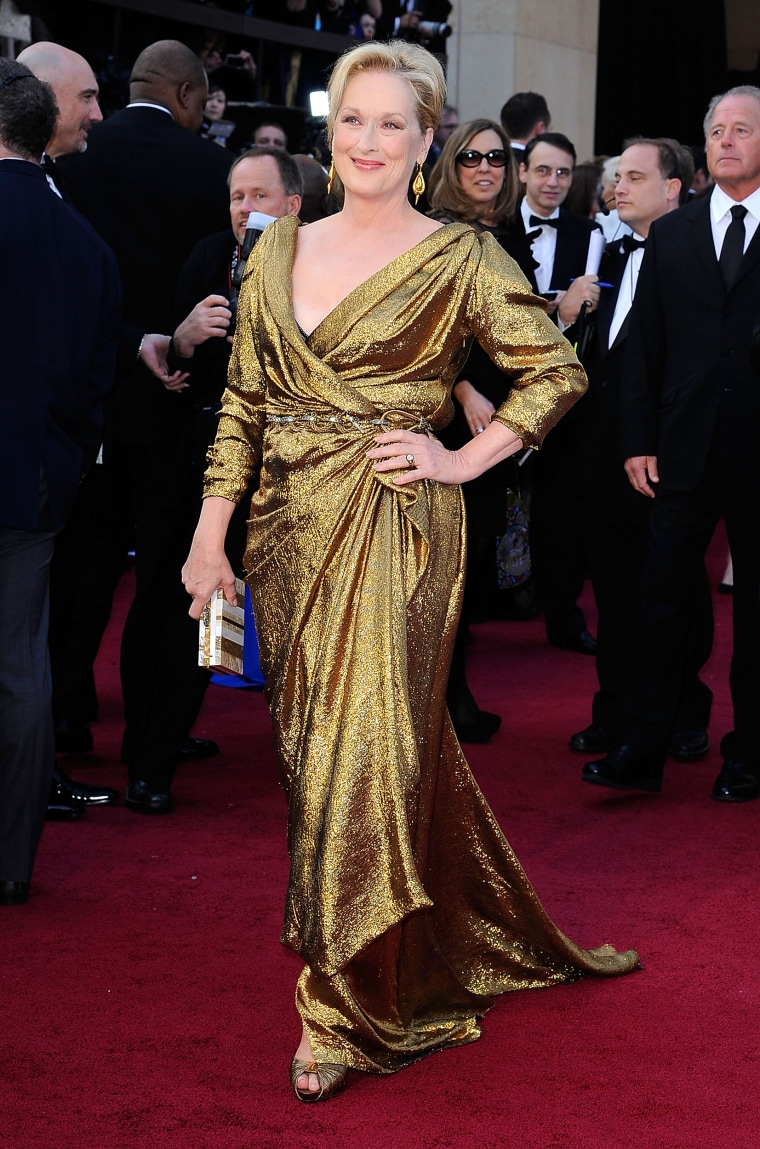 Image: 84th Annual Academy Awards - Arrivals