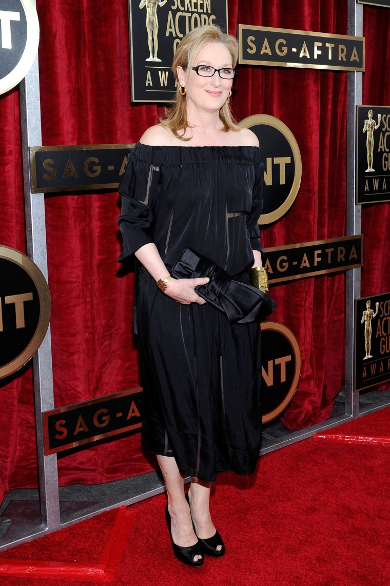 Image: 20th Annual Screen Actors Guild Awards - Red Carpet