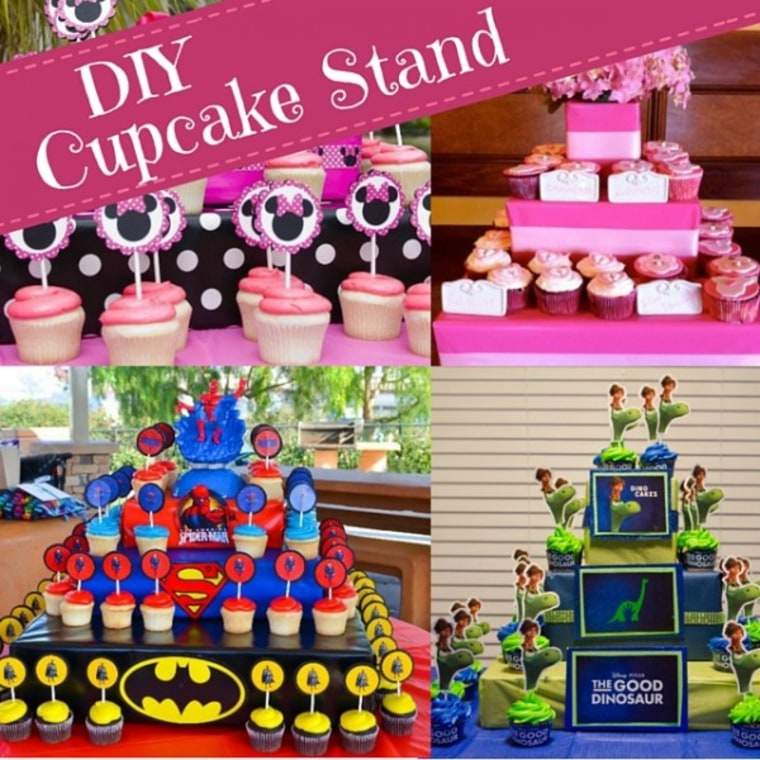 IMAGE: Cupcake stand