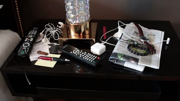 Interior designer Francesco Bilotto can help you take your cluttered nightstand from drab to fab.