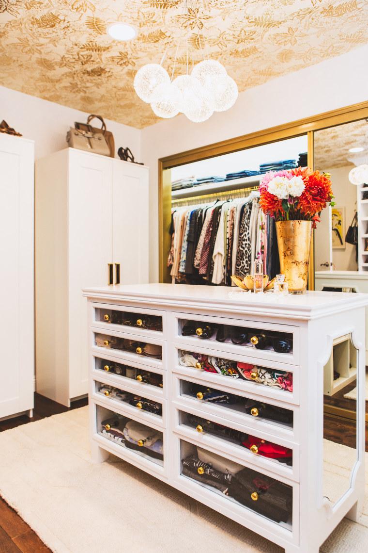 Celebrity closet tips