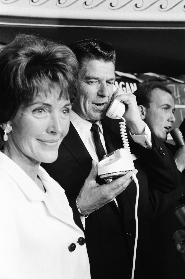 NBC News- 1966 California Gubernatorial Republican Primary