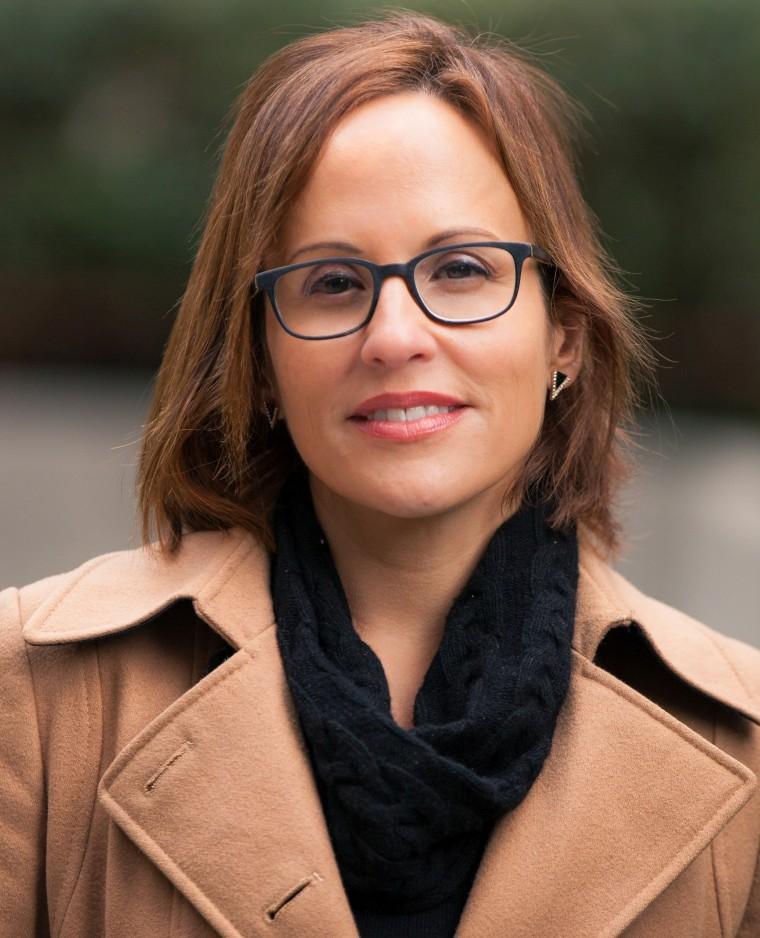 Adrianna Quintero, Director of Partner Engagement and Director Voces Verdes