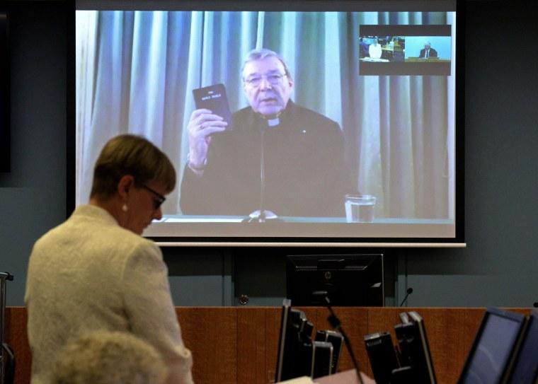 Image: Cardinal George Pell