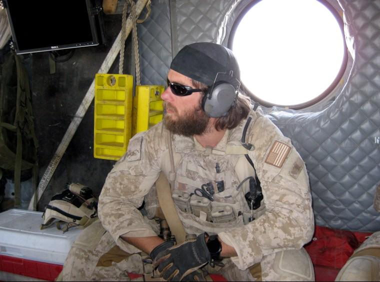 Image: Senior Chief Special Warfare Operator (SEAL) Edward C. Byers Jr.