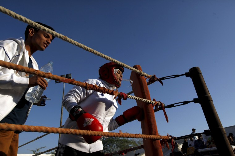 Image: Pakistani Women Boxing Club 10