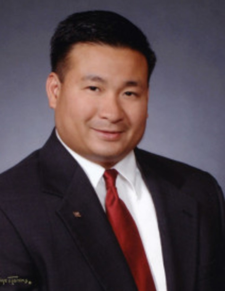 Nghi Ho is a five-term member of the Alief School Board in Harris County, Texas. A Vietnamese refugee who came to America in 1975, Ho served as a lieutenant in the Navy in the first Gulf War and is a Trump supporter.