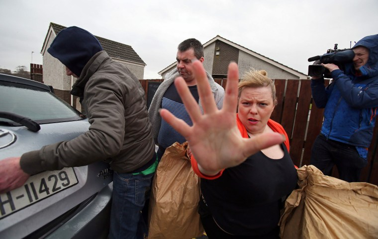 Image: Seamus Daly Released