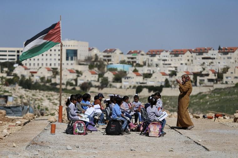 Image: Israeli Schoolgirls