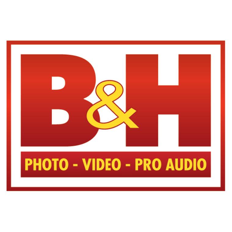 The B&H Foto logo.