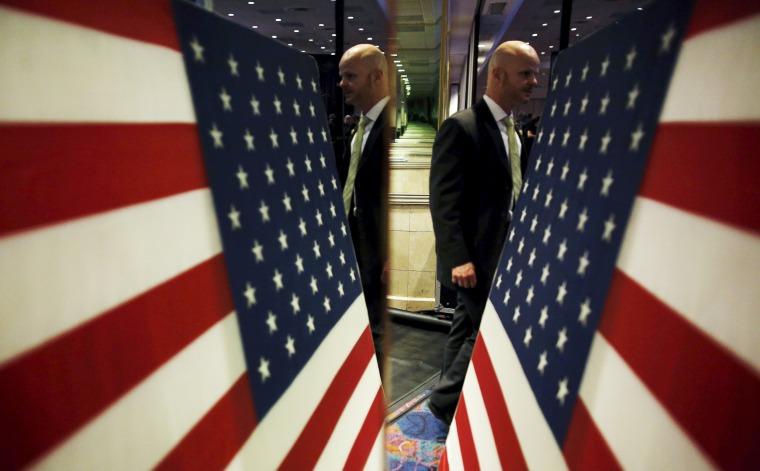 Image: A U.S. Secret Service