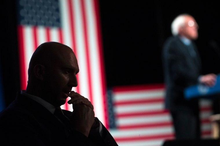 Image: Bernie Sanders SS