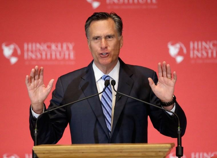 Image: Mitt Romney