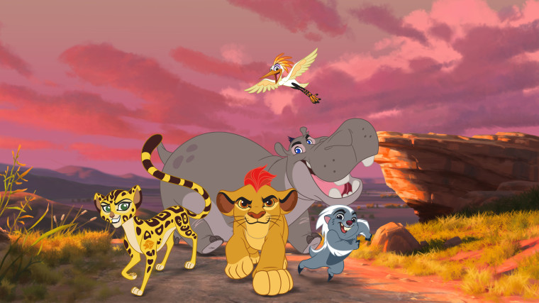 """The Lion Guard: Return of the Roar"""